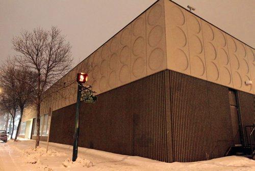 Brandon Sun The former Convergys building, at Seventh Street and Princess Avenue. (Colin Corneau/Brandon Sun)