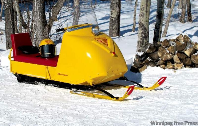 Site de ski vintage doo