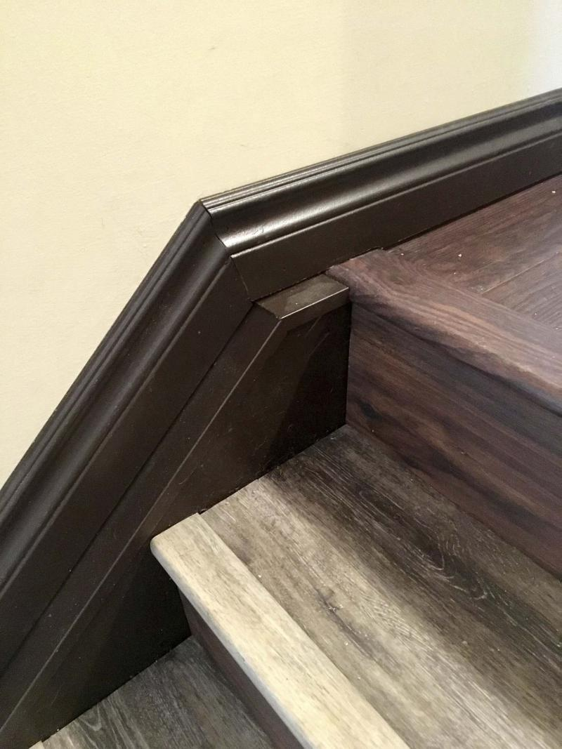 Laminate Stepping Up To Great Stairs Winnipeg Free