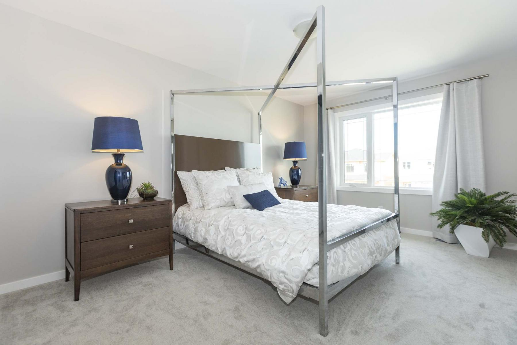 <p>SASHA SEFTER / WINNIPEG FREE PRESS</p><p>The spacious second floor master bedroom lets in tons of natural light.</p>