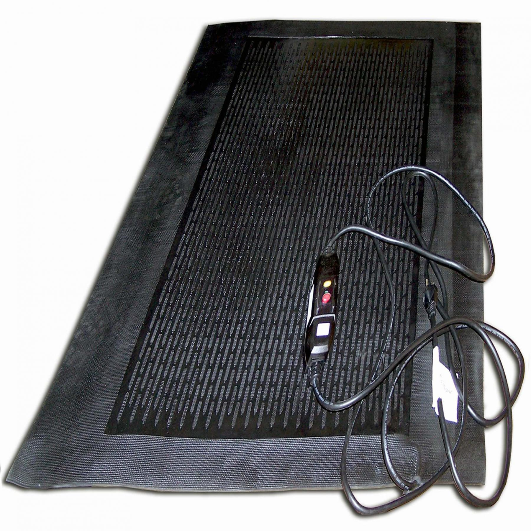 <p>Cozy Products</p><p>Cozy Products Ice-Away Heated Ice and Snow Melting Mat can keep your steps and sidewalks slip-free all winter.</p>