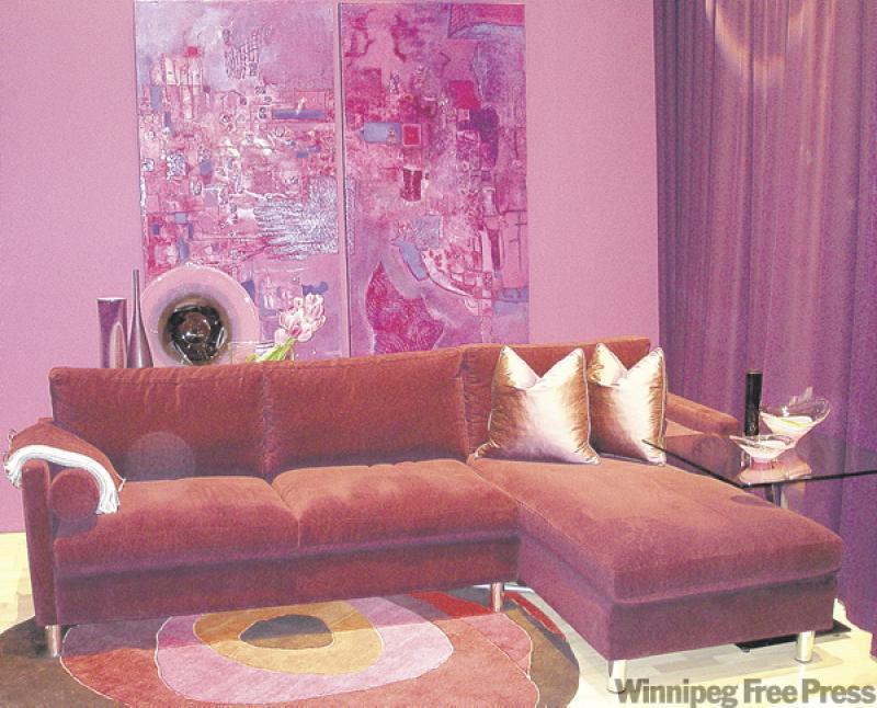 A plum-perfect paint shade - Winnipeg Free Press Homes