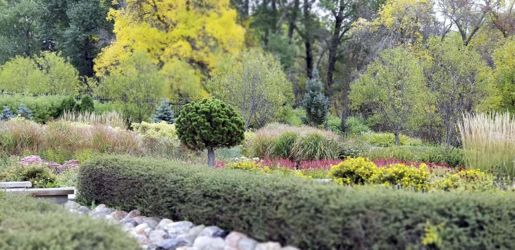<p>photos by Colleen Zacharias</p><p>At the International Peace Gardens, stroll through the outdoor gardens that are rich in layers of four-season colour and diversity.</p>