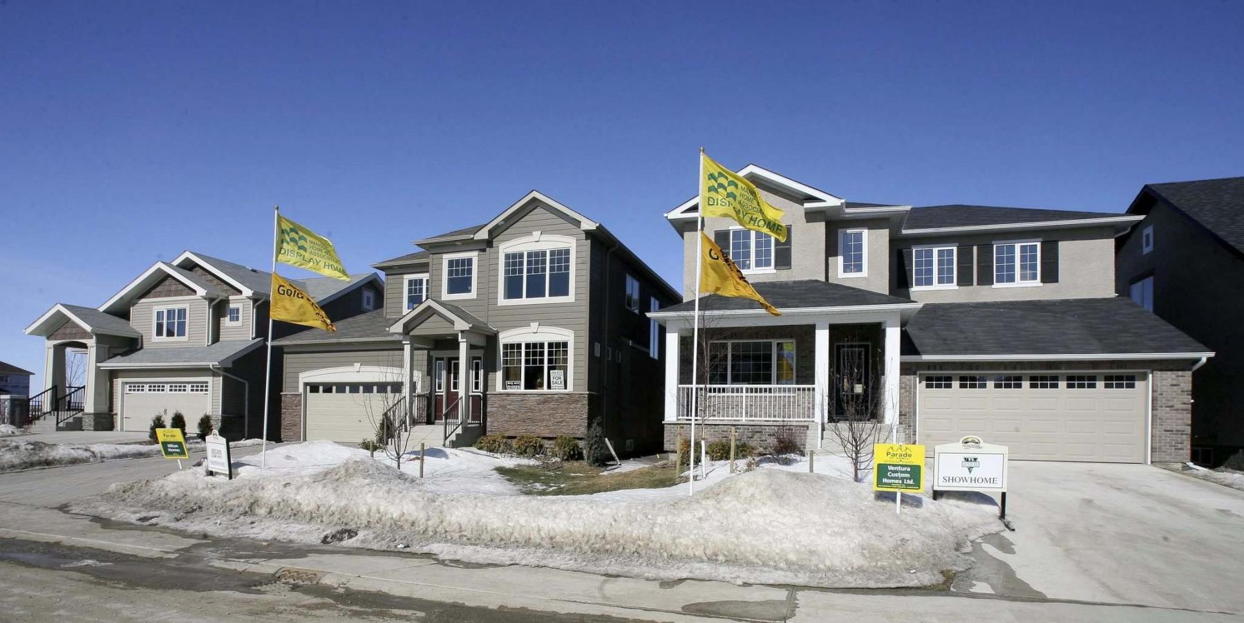 <p>MIKE DEAL / WINNIPEG FREE PRESS FILES</p><p>The Manitoba Home Builders' Association's Parade of Homes is the largest such showcase of new homes in Canada.</p>
