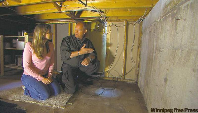 MIKE HOLMES: Spring Thawing Can Lead To Basement Leaks