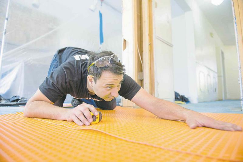 Prevent Problems With Proper Subfloor Preparation