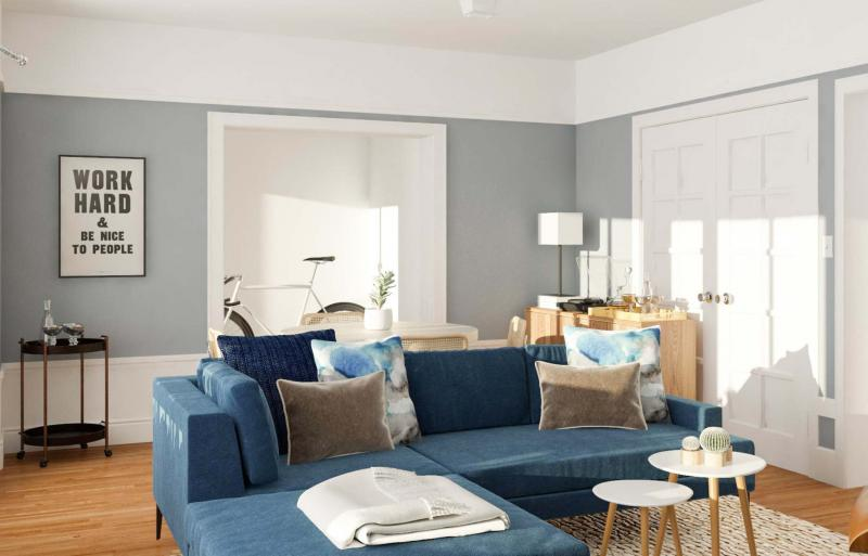 <p>Modsy</p><p>Modsy's online design service asks you to fill out a style quiz and provide a few pictures and measurements of the space you're looking to decorate. Then a designer does several possible plans complete with furniture options.</p>