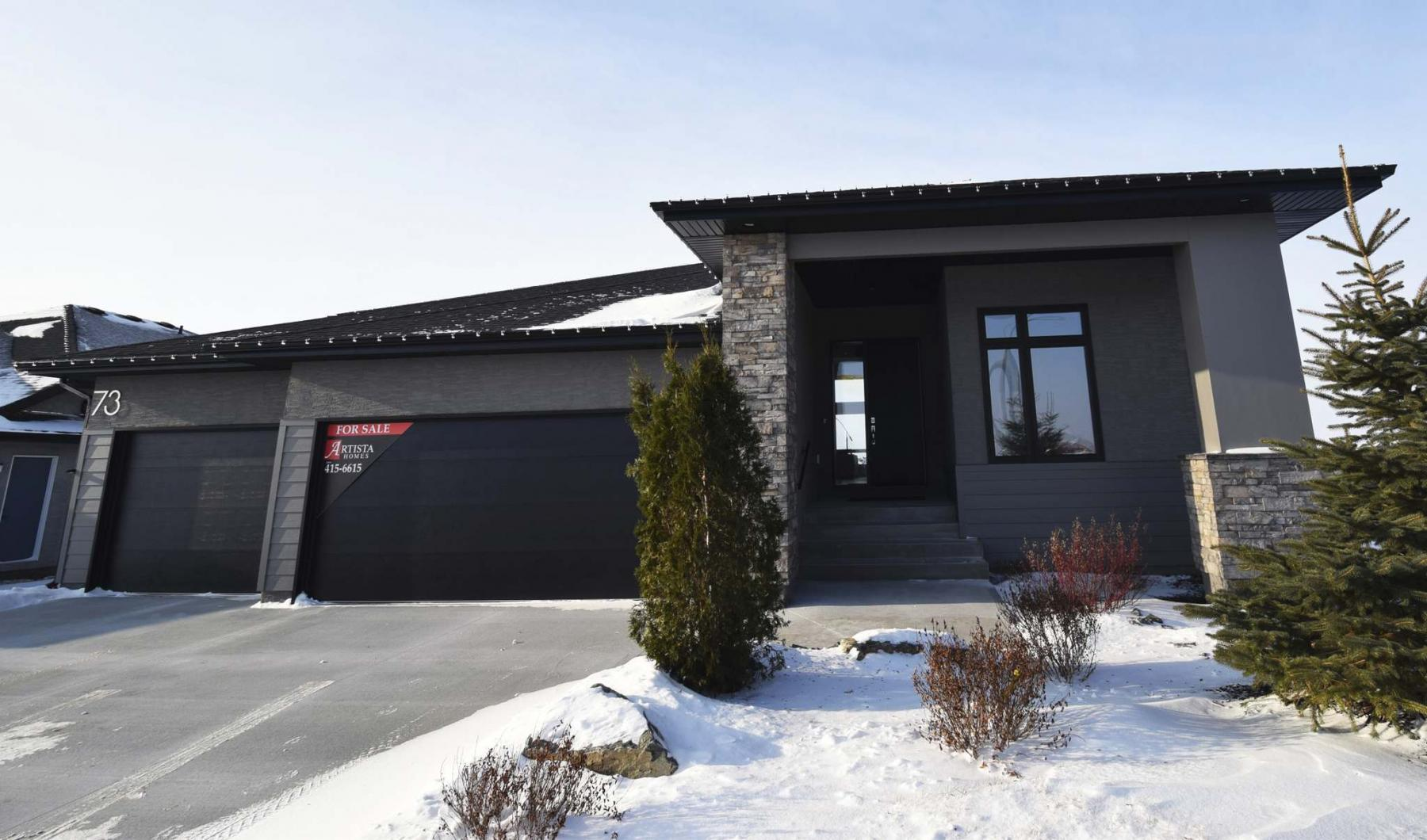 <p>Todd Lewys / Winnipeg Free Press files </p><p>The Manitoba Home Builders' Association's 2020 Spring Parade of Homes runs from Feb. 29 to March 22.</p>