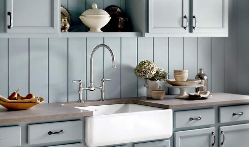 Blue Grey Kitchen Cabinets fruitesborras 100+ blue grey painted kitchen cabinets images