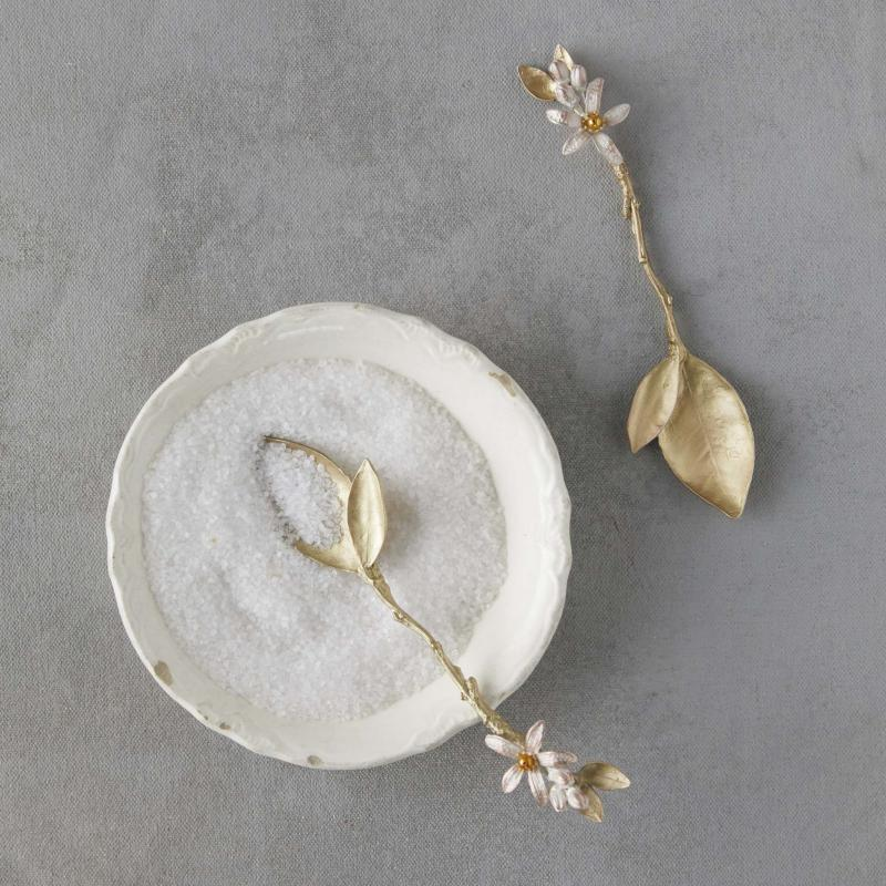 <p>Terrain</p><p>These delicately crafted metal spoons are made using moulds and natural botanical material.</p></p>