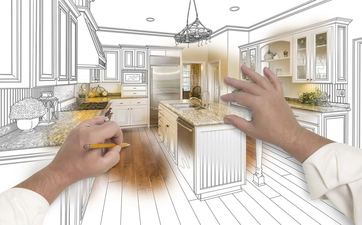 <p>Fotolia</p><p>Tackling certain home renovations, such as kitchen or basement projects, during the warmer months makes a lot of sense — you won't be using those areas of your home as much anyway.</p>