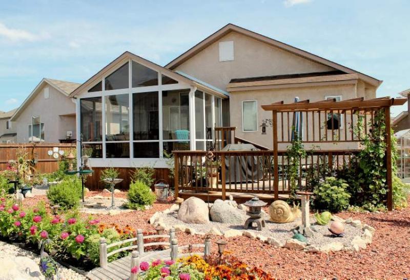 Renovations Let The Sun Shine In Winnipeg Free Press Homes