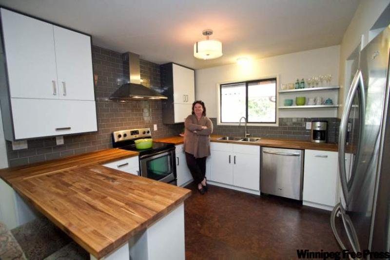 Postmedia/Susan Evans In Her Kitchen ...