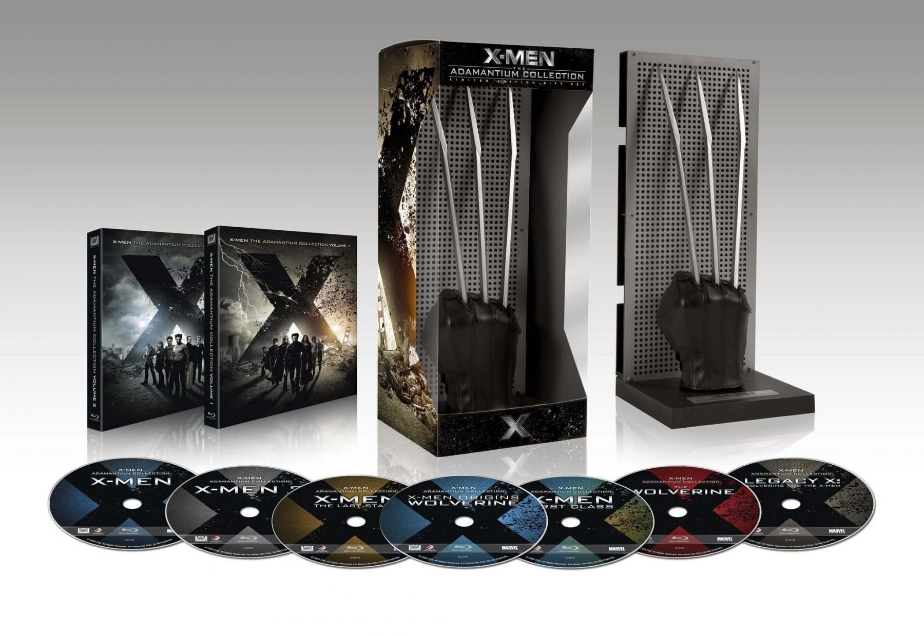 <p>Supplied</p><p>If your limited-edition X-Men collector set has a scratch, a bit of polish and some elbow grease might just get your discs working again.</p>