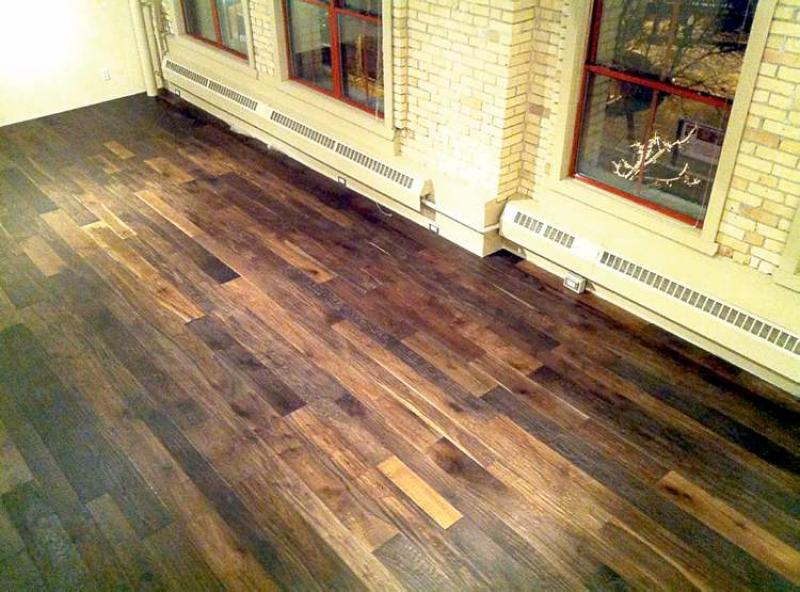Vinyl wood flooring pros and cons gurus floor for Laminate flooring winnipeg