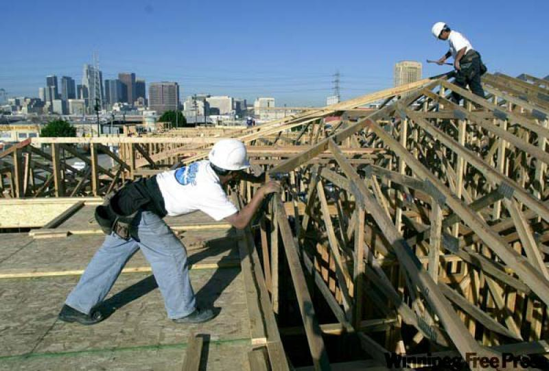 How Much Stuff Can Garage Trusses Hold?