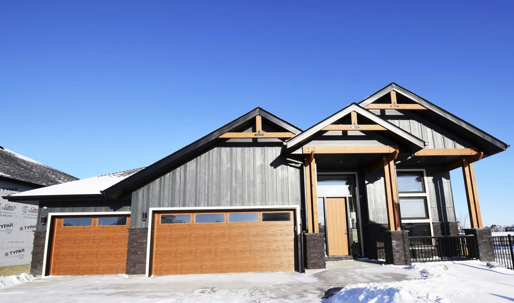 <p>Todd Lewys / Winnipeg Free Press files</p><p>122 new show homes will be on display during the Manitoba Home Builders' Association's 2020 Spring Parade of Homes. </p>