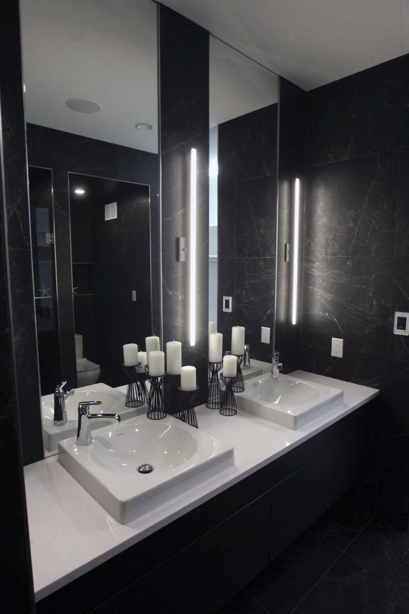 Ensuite Bathroom Winnipeg room with a view - winnipeg free press homes