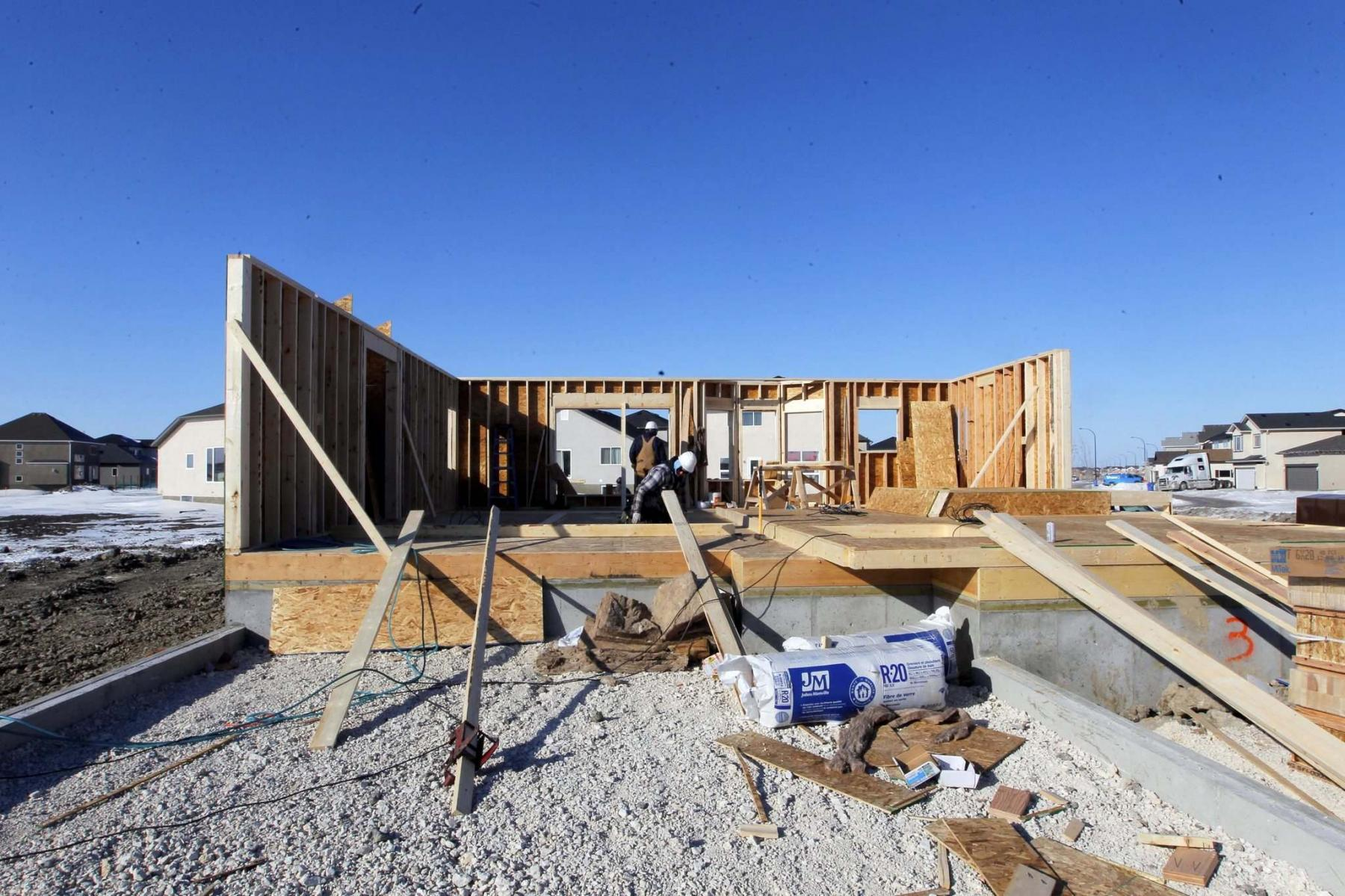 <p>BORIS MINKEVICH / WINNIPEG FREE PRESS files</p><p>Hiring a member of the Manitoba Home Builders' Association to build your home ensures industry standards are met or exceeded, Lanny McInnes writes.</p>