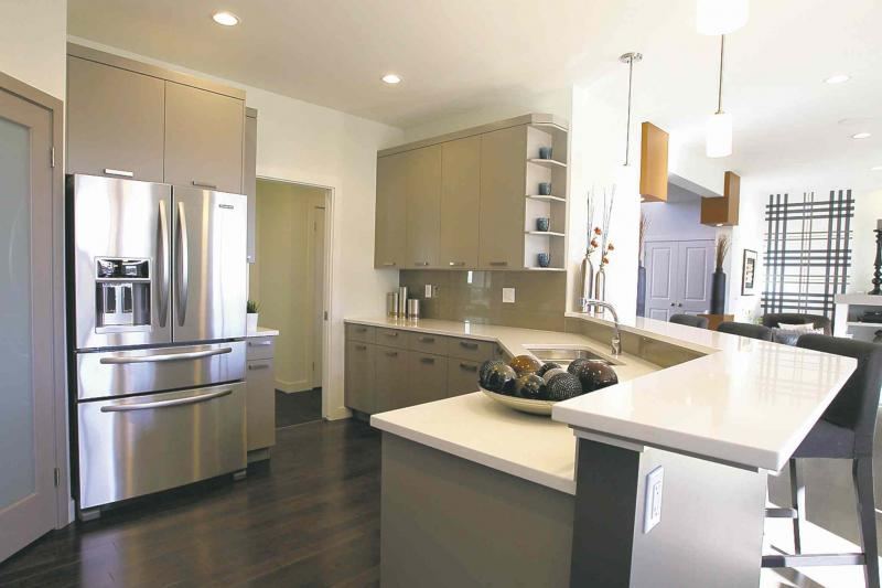 Different by design winnipeg free press homes for Kitchen designs by decor winnipeg
