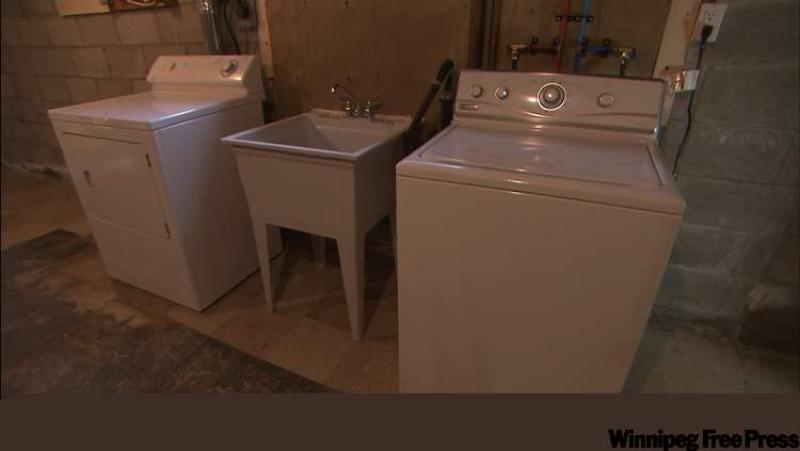 Smell Floor Drain In Laundry Floor Matttroy