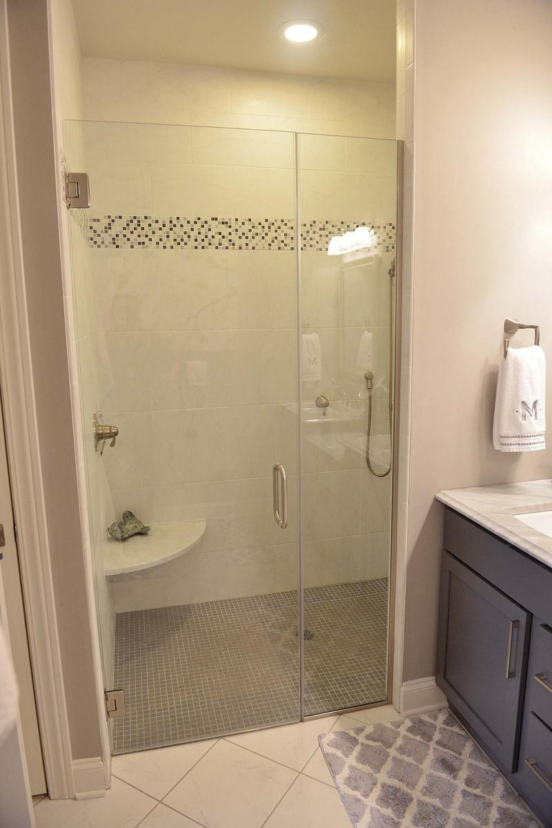 Eliminate hard water stains on shower doors - Winnipeg Free Press Homes