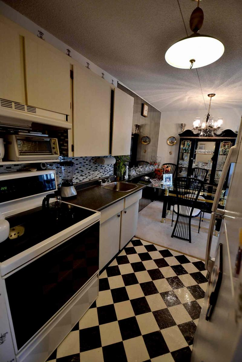 photos of galley kitchens fits just right winnipeg free press homes 4161