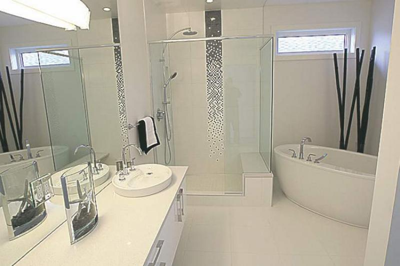 ensuite bathroom tiles let there be light winnipeg free press homes 12786