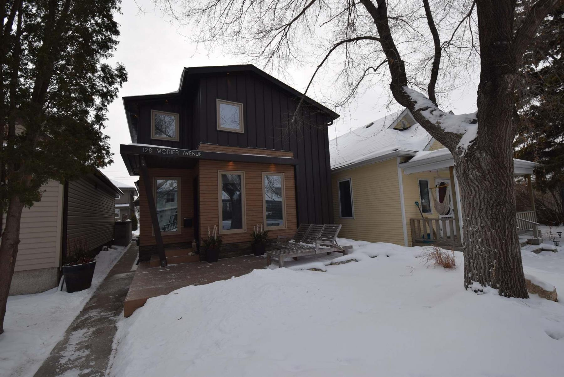 <p>Located in Old St. Vital, this two-storey gem offers modern style and function.</p>