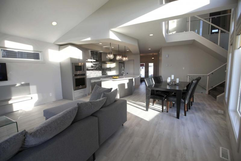 <p>RUTH BONNEVILLE / WINNIPEG FREE PRESS</p><p>209 Bonaventure Dr. E. in Sage Creek is one of the 132 homes featured in the Spring Parade of Homes. </p>