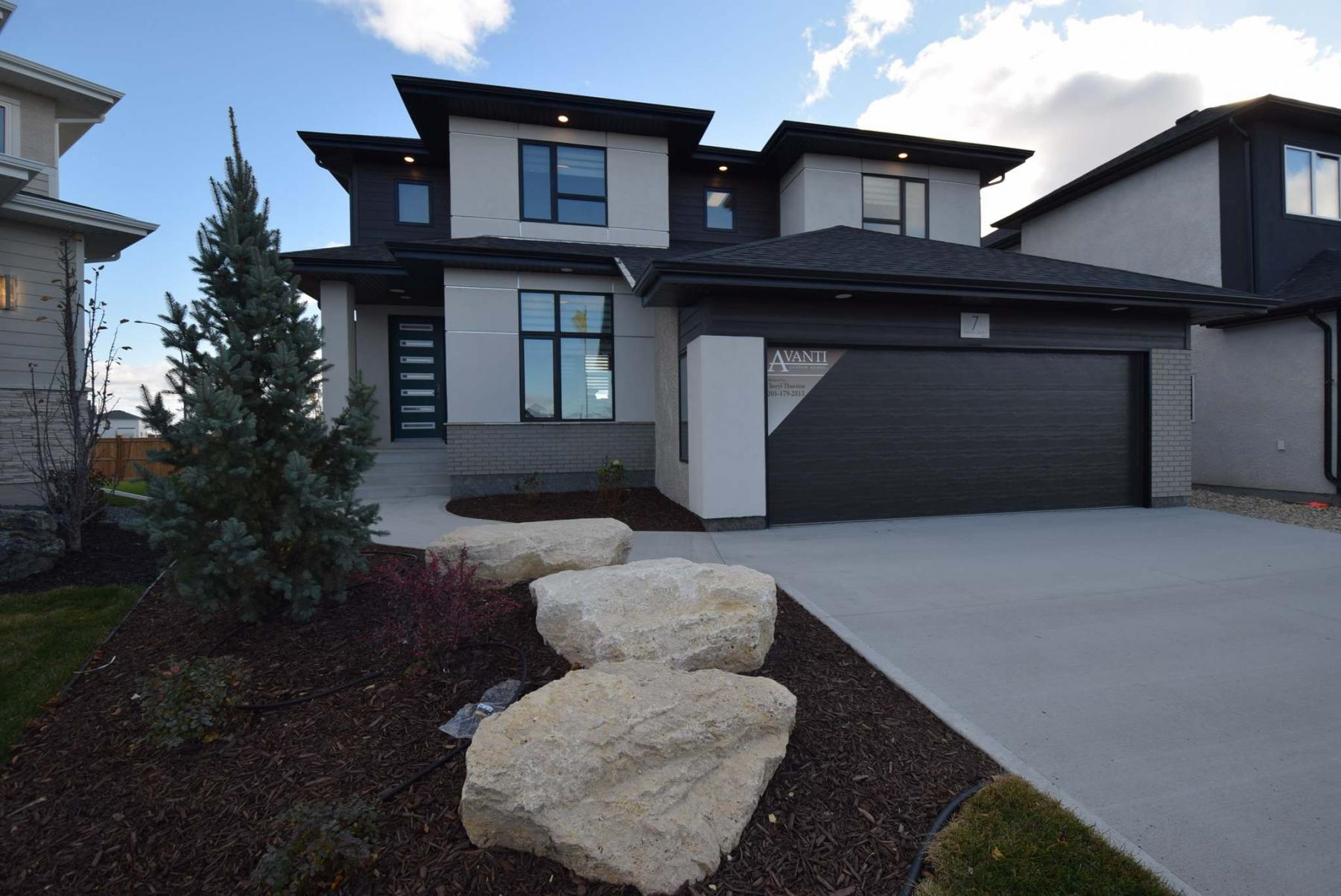 <p>Photos by Todd Lewys / Winnipeg Free Press</p><p>The two-storey, 2,312-sq.-ft. show home offers large families the function, flexibility and flair they need to enjoy life on a day-in, day-out basis.</p></p>