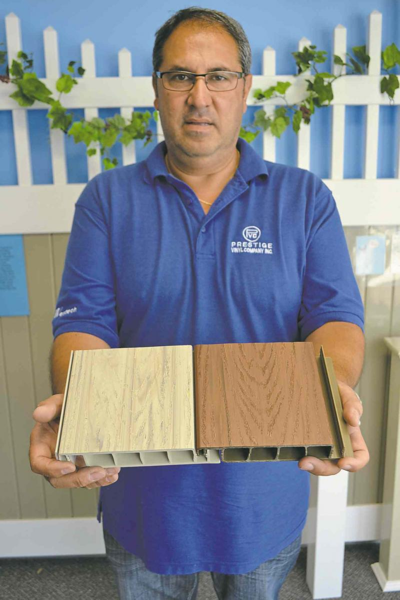 Vinyl best for a maintenance-free deck - Winnipeg Free Press