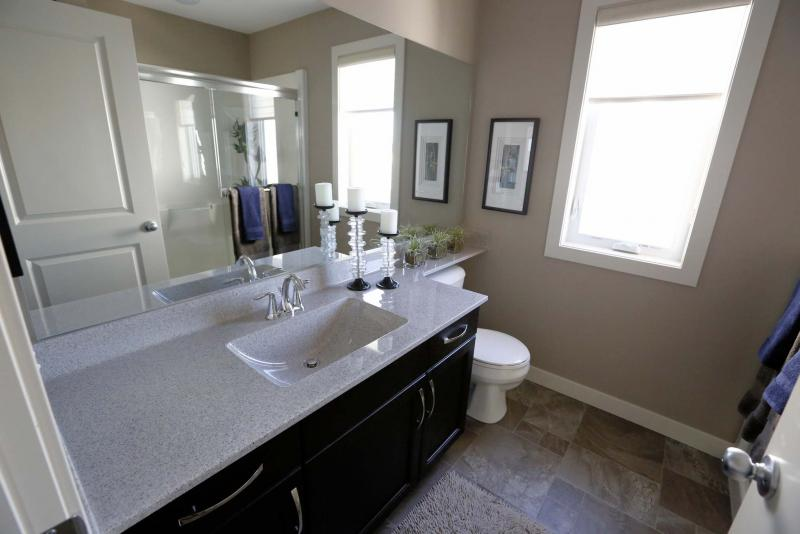 Ensuite Bathroom Winnipeg designed with a family in mind - winnipeg free press homes