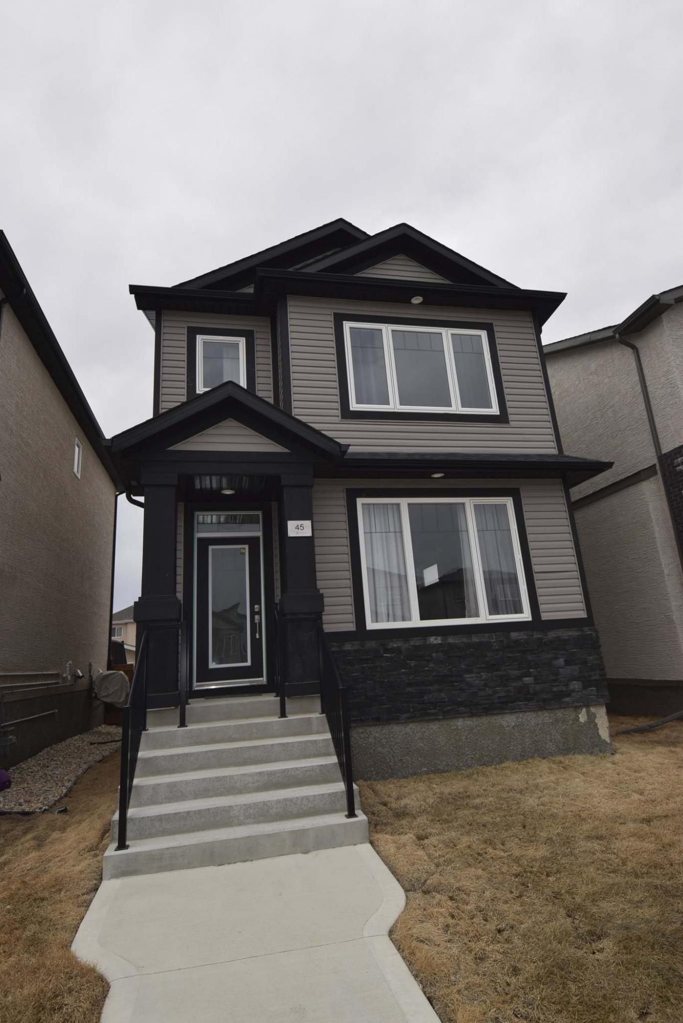 <p>This two-year-old, 1,313-sq.-ft., two-storey home possesses excellent curb appeal.</p>