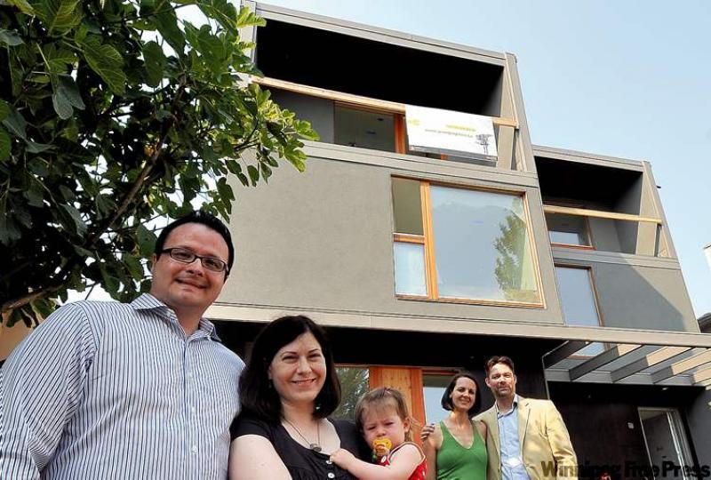 Homes With A Small Footprint Winnipeg Free Press Homes
