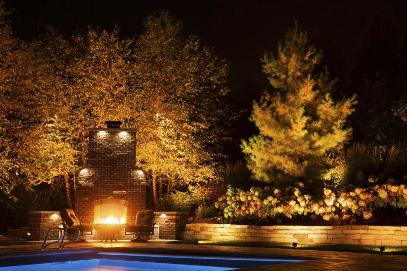 <p>Hunter Industries</p><p>Colour the yard amber — or whatever colour moves you — with new LED and remote-operated options from Luxor Lighting.</p>