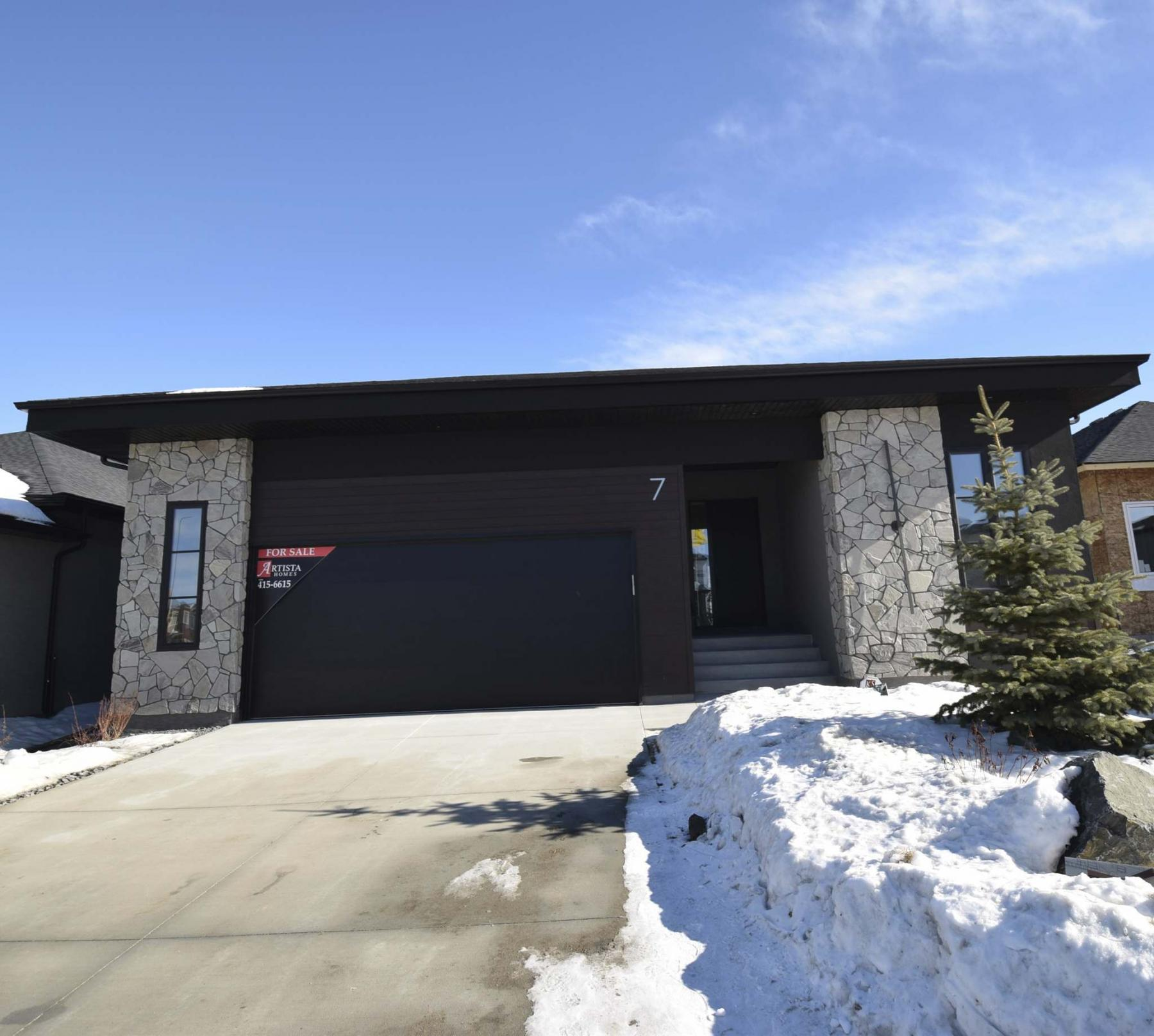 <p>Photos by Todd Lewys / Winnipeg Free Press</p><p>The classy walk-out bungalow features an uncomplicated design that offers a breathtaking synergy of style and function.</p>