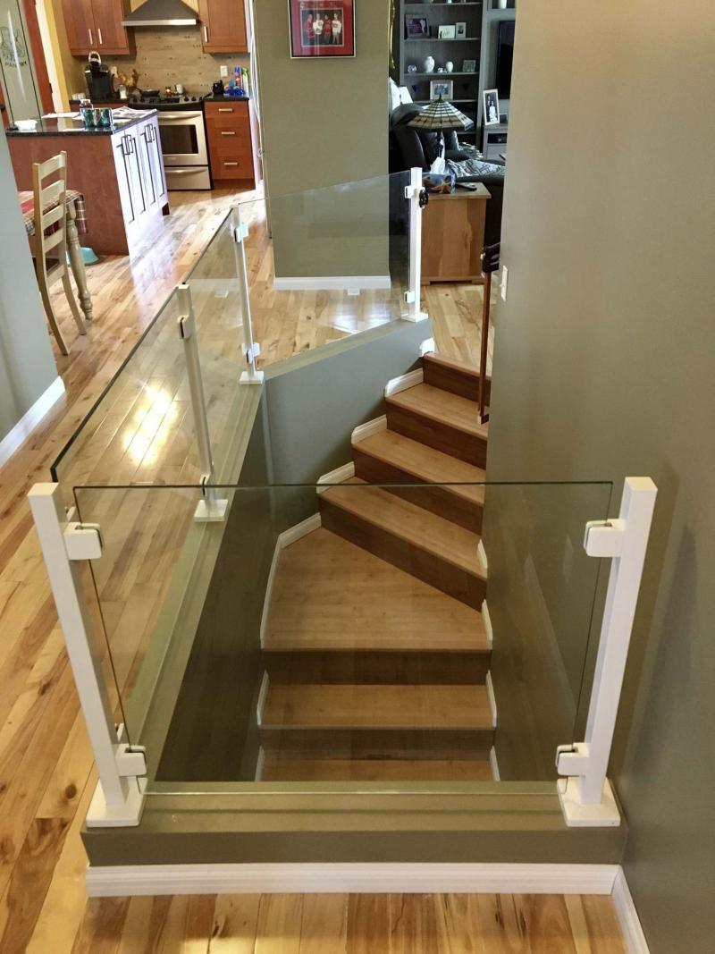 Opening Up The Doors: Opening Up Your Stairwell Options