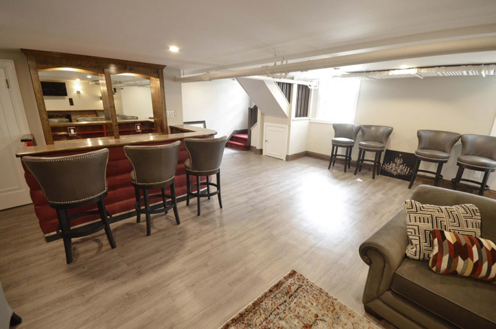 <p>Supplied</p><p>A quality basement renovation can add usable space and value to your home. Information on MHBA RenoMark renovators can be found at homebuilders.mb.ca.</p>