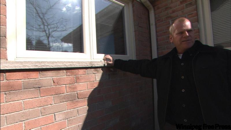 MIKE HOLMES: Brick windowsills invite moisture trouble - Winnipeg
