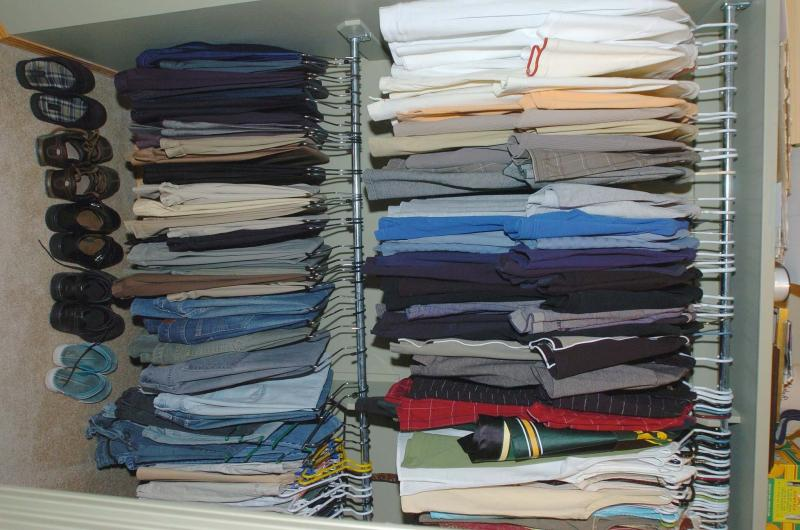 Exceptionnel Roy Antal / Postmedia Files. Solutions For A Smelly Closet ...