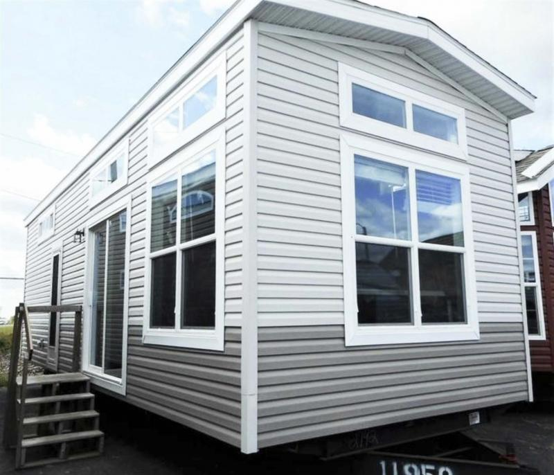 trailers for cottages models homes sale park model pin
