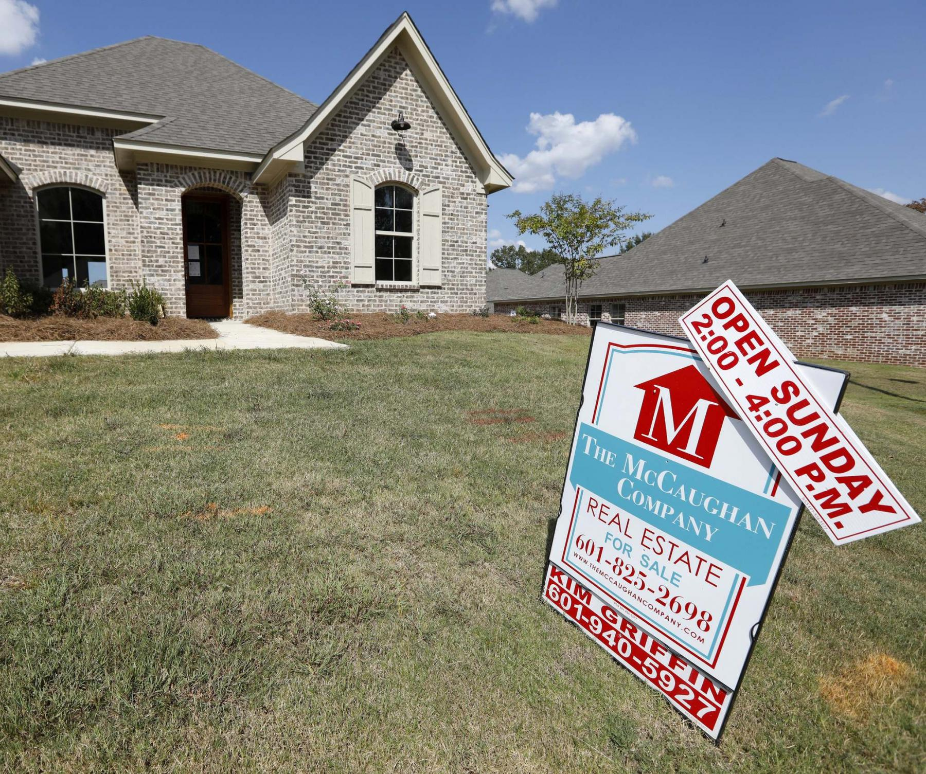 <p>Rogelio V. Solis / Associated Press</p><p>A new survey found one in four U.S. home sellers have changed how they're showing their homes amid coronavirus fears. </p></p>