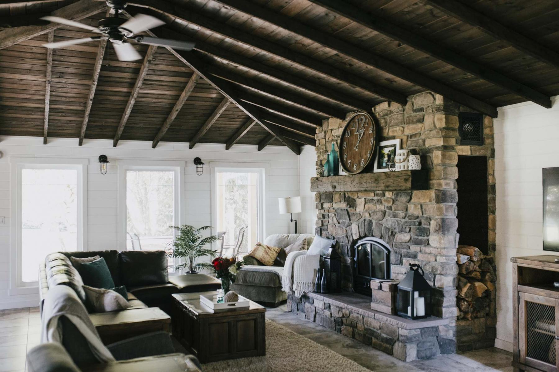 <p>The Home Workshop</p><p>The crew from the Home Workshop helped design and build this stunning sunroom in a rural Manitoba home. </p>