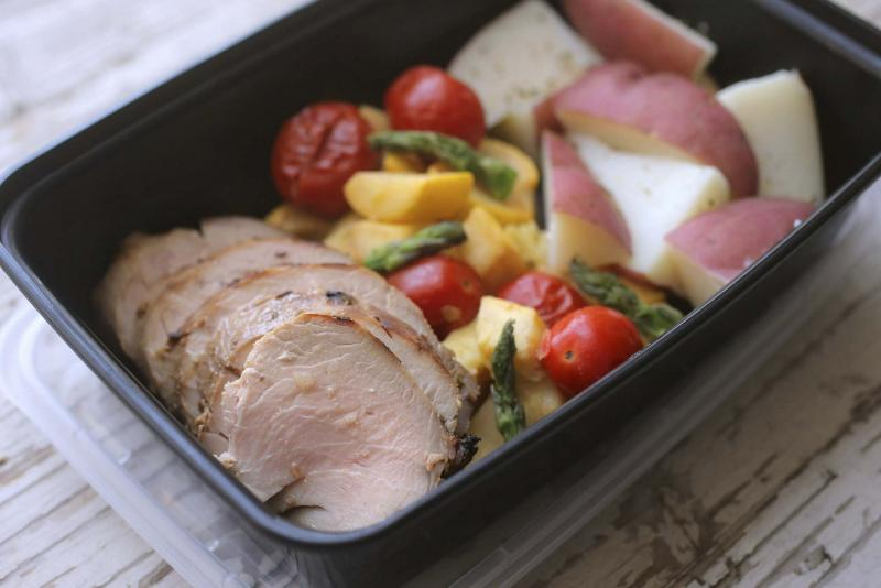 <p>Making your own frozen dinners lets you control the ingredients.</p>