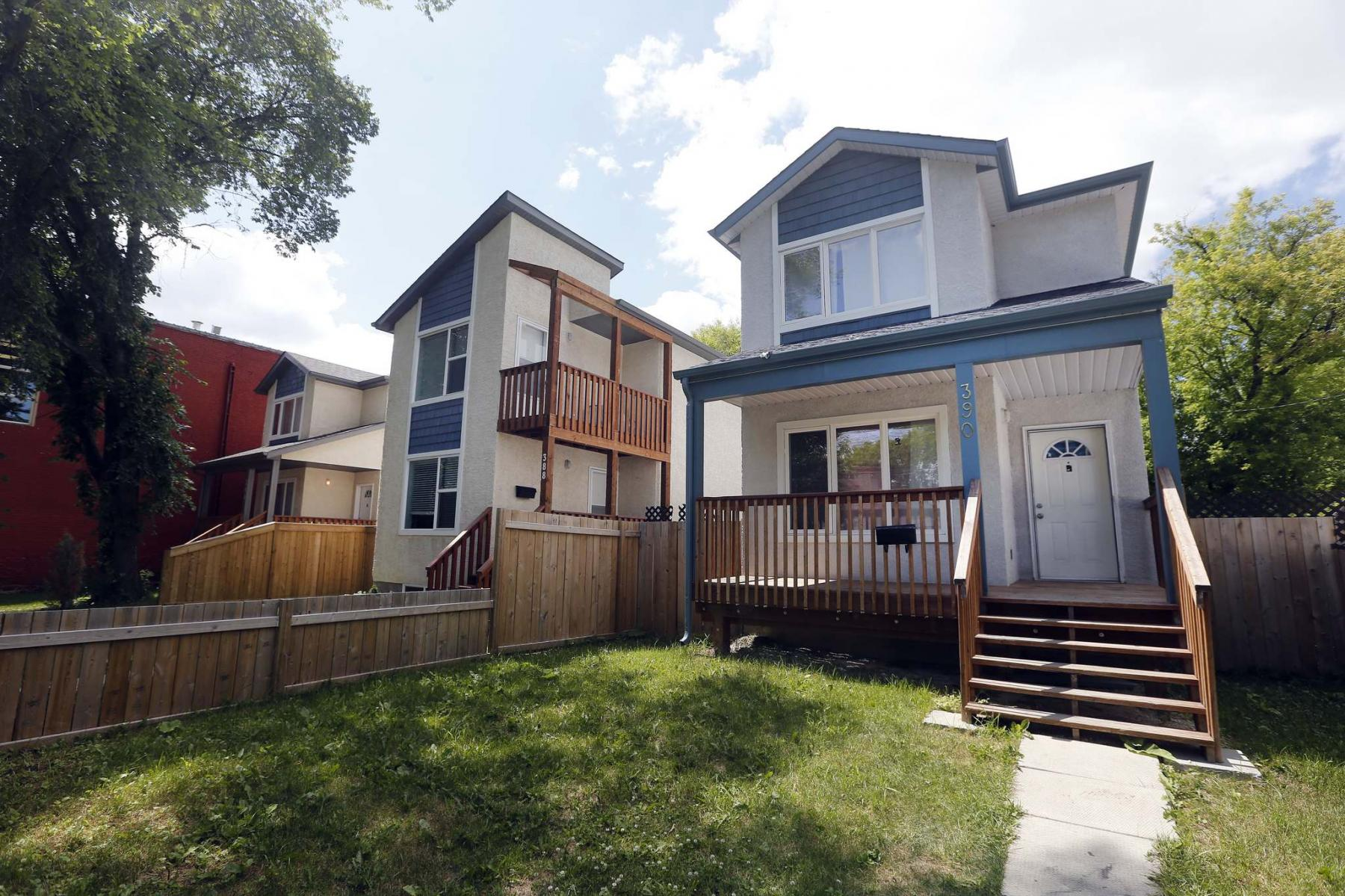 <p>KEN GIGLIOTTI / WINNIPEG FREE PRESS FILES</p><p>Creating much-needed guidelines and properly implementing them will help the City of Winnipeg more consistently base its residential infill decisions on existing development plans.</p></p>