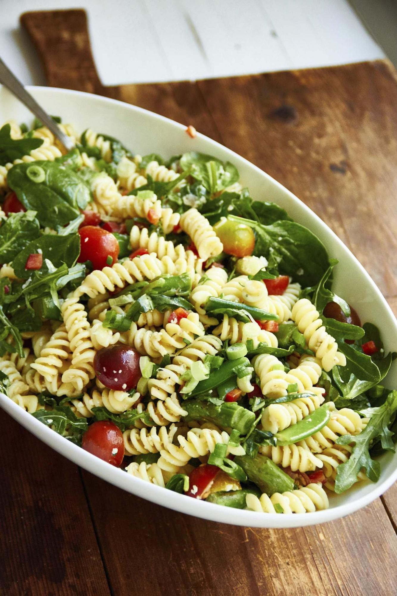 <p>MIA / AP files</p><p>Toss pasta salad with dressing while it is still warm — the noodles will absorb the dressing, making it more flavourful.</p>