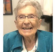 VIVIAN DESAULNIERS (PARENT) Obituary pic