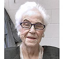 RUBY MARY WOODWARD (HOGGINS) Obituary pic