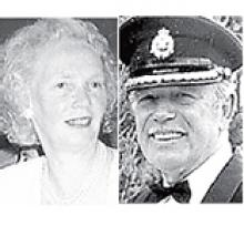 LORNA and AL FORD Obituary pic